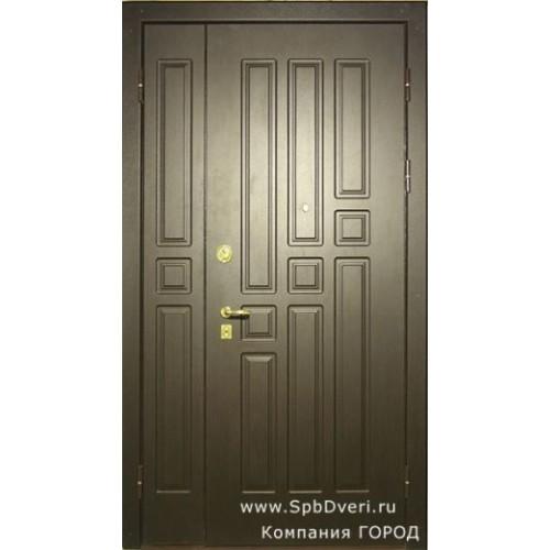 купить дверь входную металлическую двухстворчатую южнопортовая