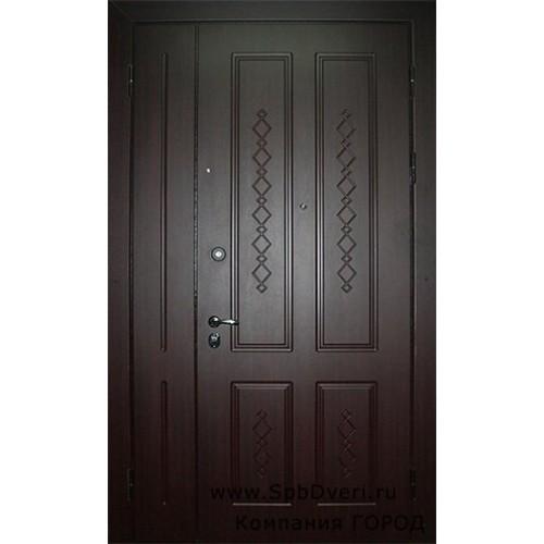 двери металлические тамбурные двухстворчатые электросталь
