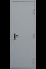 Противопожарная одностворчатая дверь