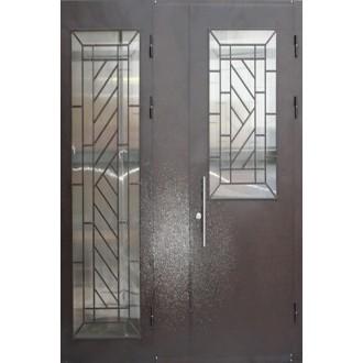 Декоративная решетка на дверь № 7