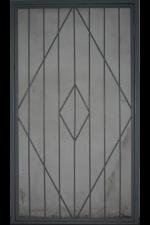 Входная дверь-решетка