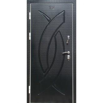Входная дверь с МДФ с двух сторон