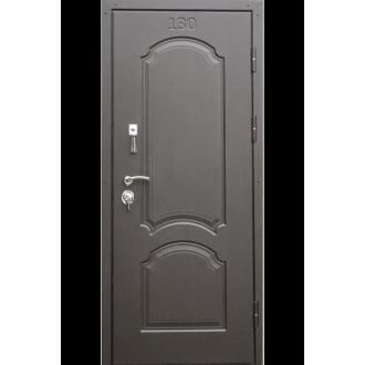 """Входная металлическая дверь """"Графит"""" одностворчатая"""