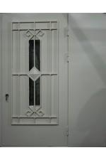 Декоративная решетка на дверь № 3