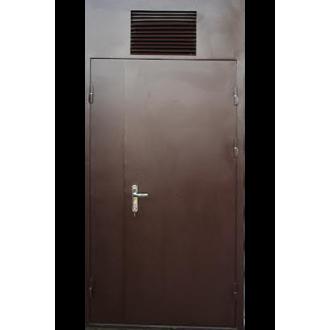 Техническая дверь с воздухозабором